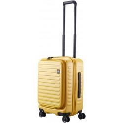 Чемодан на 4 колесах Lojel CUBO 18/Mustard Маленький Lj-CF1627-1S_Y